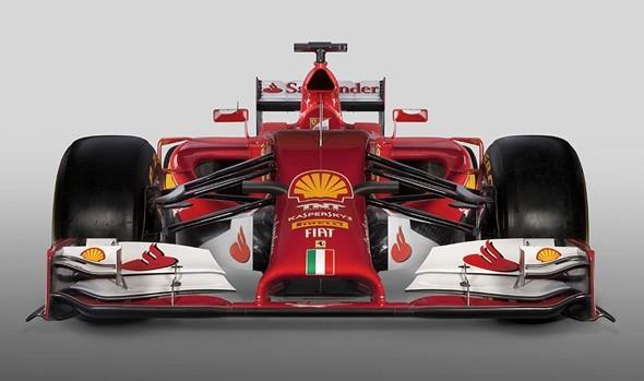 F1 New Ferrari Cars Make the Technics Shake Their Heads