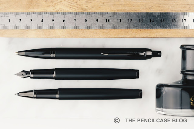 REVIEW: PARKER IM FOUNTAIN PEN + GIVEAWAY!