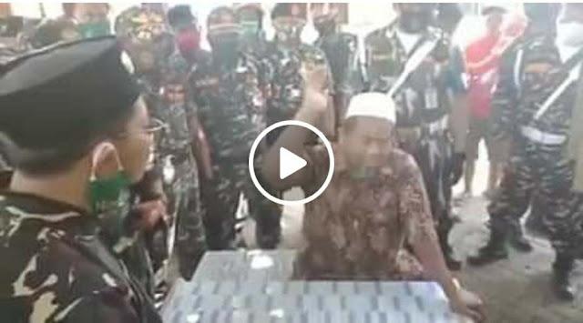 """Kegiatan yang dilakukan oleh ormas tertentu dalam video ini (""""persekusi"""" terhadap ustadz yang dituduh anggota HTI di Pasuruan Jawa Timur) namanya sudah PERSEKUSI"""