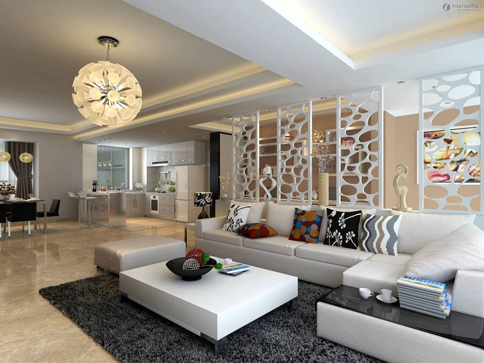 Sophisticated White Living Room Designs Ideas 2016 In Minimalist