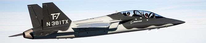 SASMOS-GKN Aerospace JV In India Wins Multi-Million Dollar Contract From SAAB For Boeing-SAAB T-7A