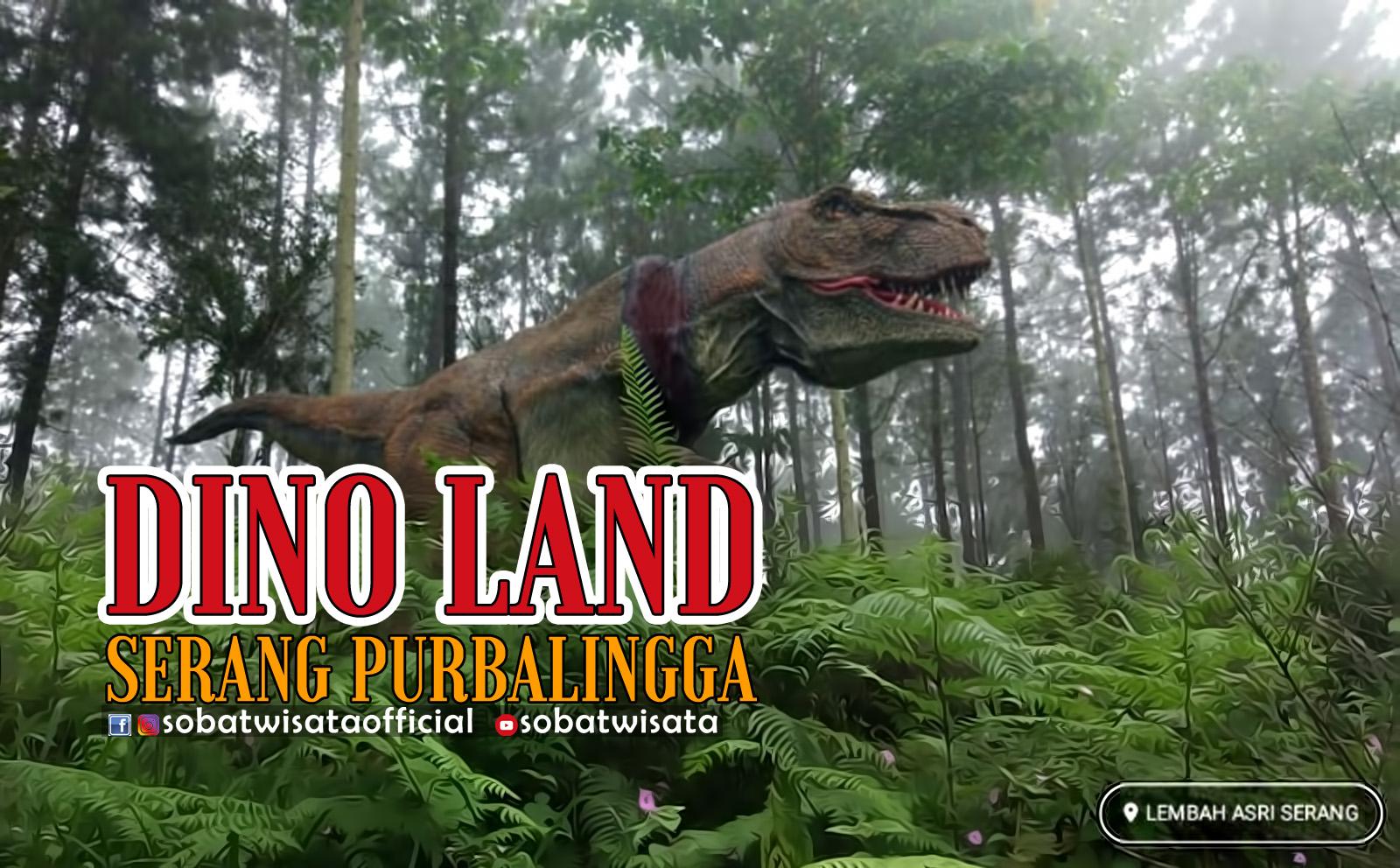 Taman Dinoland Serang Purbalingga