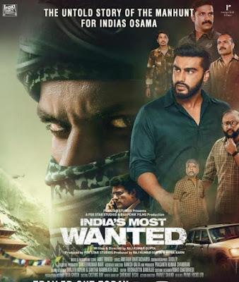 India's Most Wanted Hindi 480p Cam 500MB
