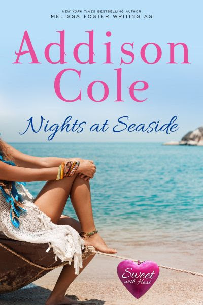 ☀ Hearts at Seaside: Sweet with Heat: Seaside Summers [3] - Addison Cole