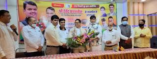 #JaunpurLive : मीरा रोड में मनाया गया देवेंद्र फडणवीस का जन्मदिन