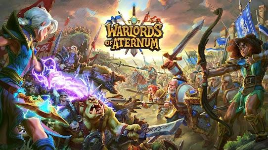 تحميل لعبة Warlords of Aternum MOD مهكرة للاندرويد