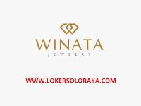 Loker Solo Customer Service di Winata Jewelry