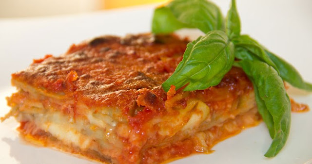 Parmigiana di Melanzane #dinner #italian