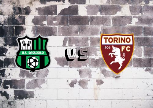 Sassuolo vs Torino  Resumen