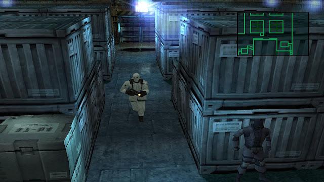 Metal Gear Solid - PSX - Captura 2