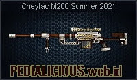 Cheytac M200 Summer 2021