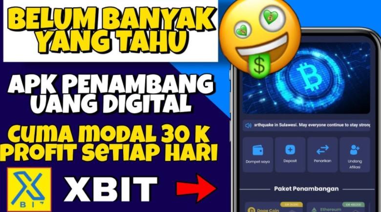 Aplikasi Xbit Penghasil Uang