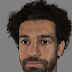 Salah Mohamed Fifa 20 to 16 face