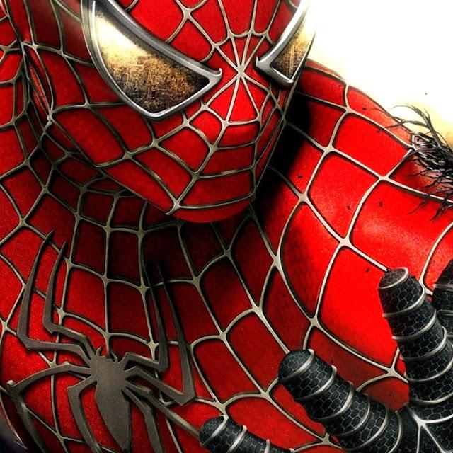 Spiderman Becoming Black Wallpaper Engine