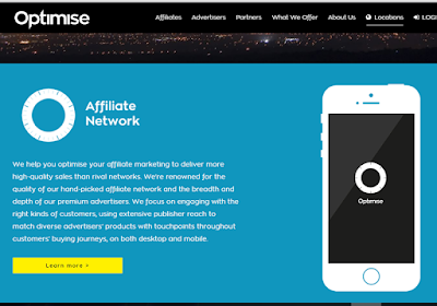 Optimise helps you discover top offers and promotions