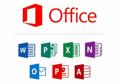 Aplikasi Microsoft Office untuk mengerjakan pekerjaan laporan anda