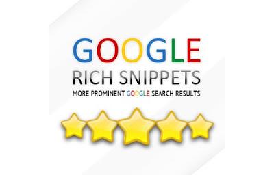Cách hiển thị sao vàng cho blogspot trên kết quả tìm kiếm google,bing