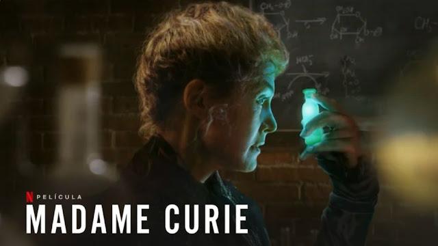La película inspirada en la vida de Marie Curie finalmente llega a Netflix