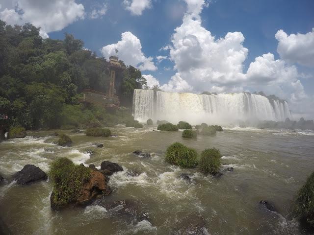 Brazil iguacu cataratas