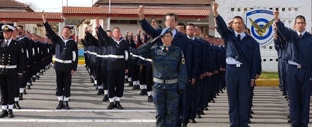 Έρχεται θητεία διπλής επιλογής και για Ναυτικό-Αεροπορία-Εναρμονίζεται με τον Στρατό Ξηράς