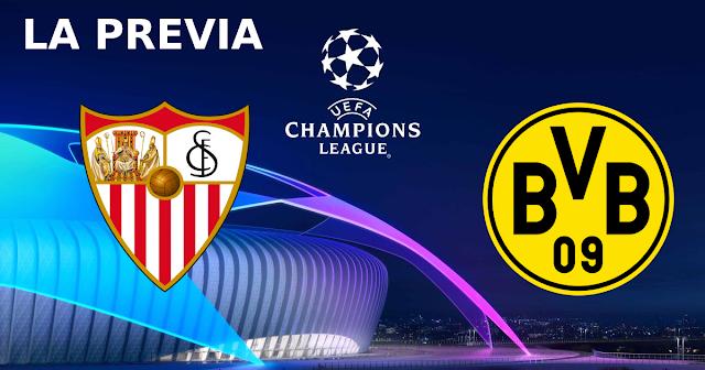 Previa Sevilla FC - Borussia Dortmund