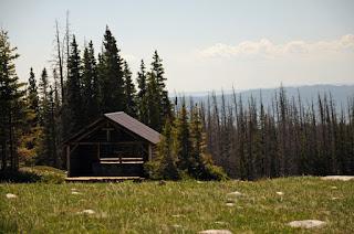 Snowy Range chapel
