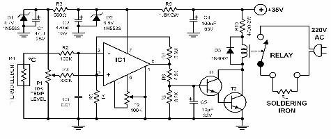 soldering-iron-regulator-circuit-diagram