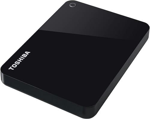 Review Toshiba Canvio Advance 1TB External Hard Drive