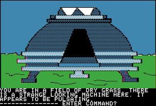 Time Zone Hi-Res Adventure #5 - Apple II