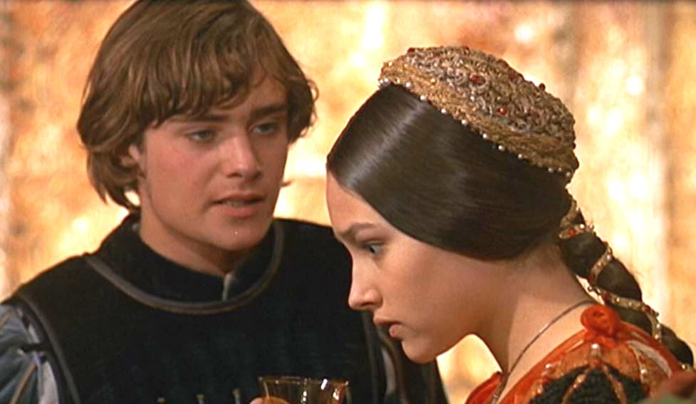 """romeo and juliet a 1968 movie I am a fan of william shakespeare's works and his play, """"romeo and juliet"""" is not  an exception this film conveys the human nature behind shakespeare's."""
