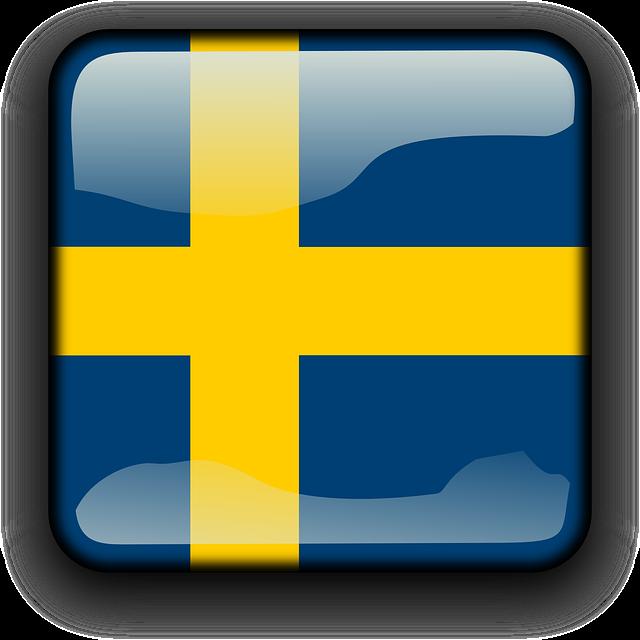 Gratis Bildbank Gratis Svenska Flaggan