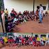 Visita ao projeto da Escolinha de Futebol Sports Tubarão