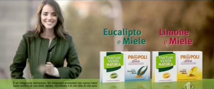 Canzone Tantum Verde pubblicità Pastiglie gommose mal di gola - Musica spot Novembre 2016