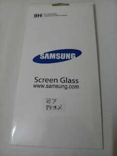 Samsung j7 max screen glass
