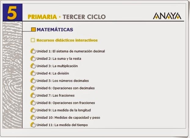 http://recursoseducativosdeprimaria.blogspot.com/2014/05/recursos-interactivos-anaya-matematicas.html