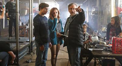 Director Steven Spielberg Gamer
