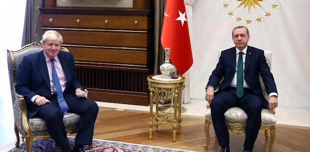 """18 δισεκατομμύρια λόγοι """"δένουν"""" Τουρκία και Βρετανία"""