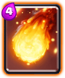Clash Royale Fireball Chart - Cards Wiki