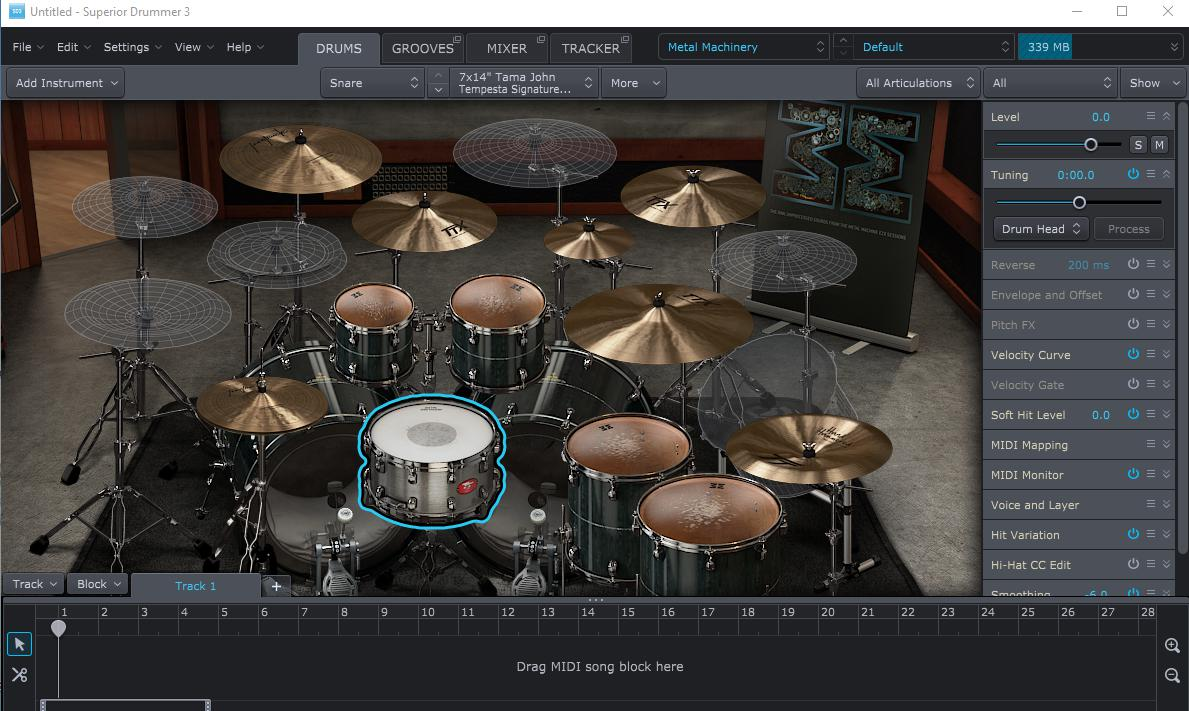 Superior Drummer Torrent : audio torrent toontrack metal machinery sdx v1 5 superior drummer torrent download ~ Vivirlamusica.com Haus und Dekorationen