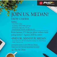 Lowongan Kerja Pizza Hut Delivery (PHD) Medan 2020
