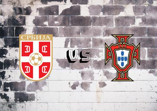 Serbia vs Portugal  Resumen y Partido Completo