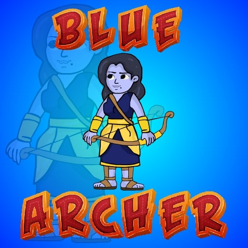 Blue Archer Rescue Walkth…