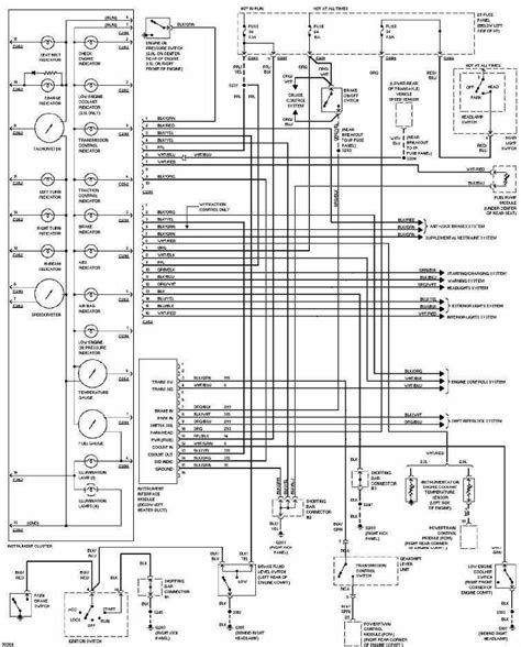 Wiring Diagram Blog  Wiring Diagram 1997 Ford Contour