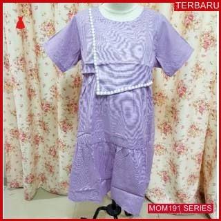 MOM191D20 Dress Hamil Menyusui Lucy Kantor Dresshamil Ibu Hamil