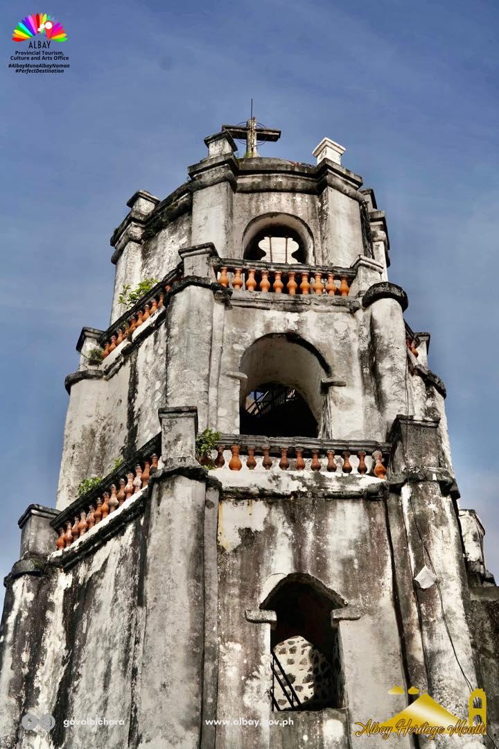 Our Lady of the Gate Parish Church is a Roman Catholic Church in Daraga, Albay.