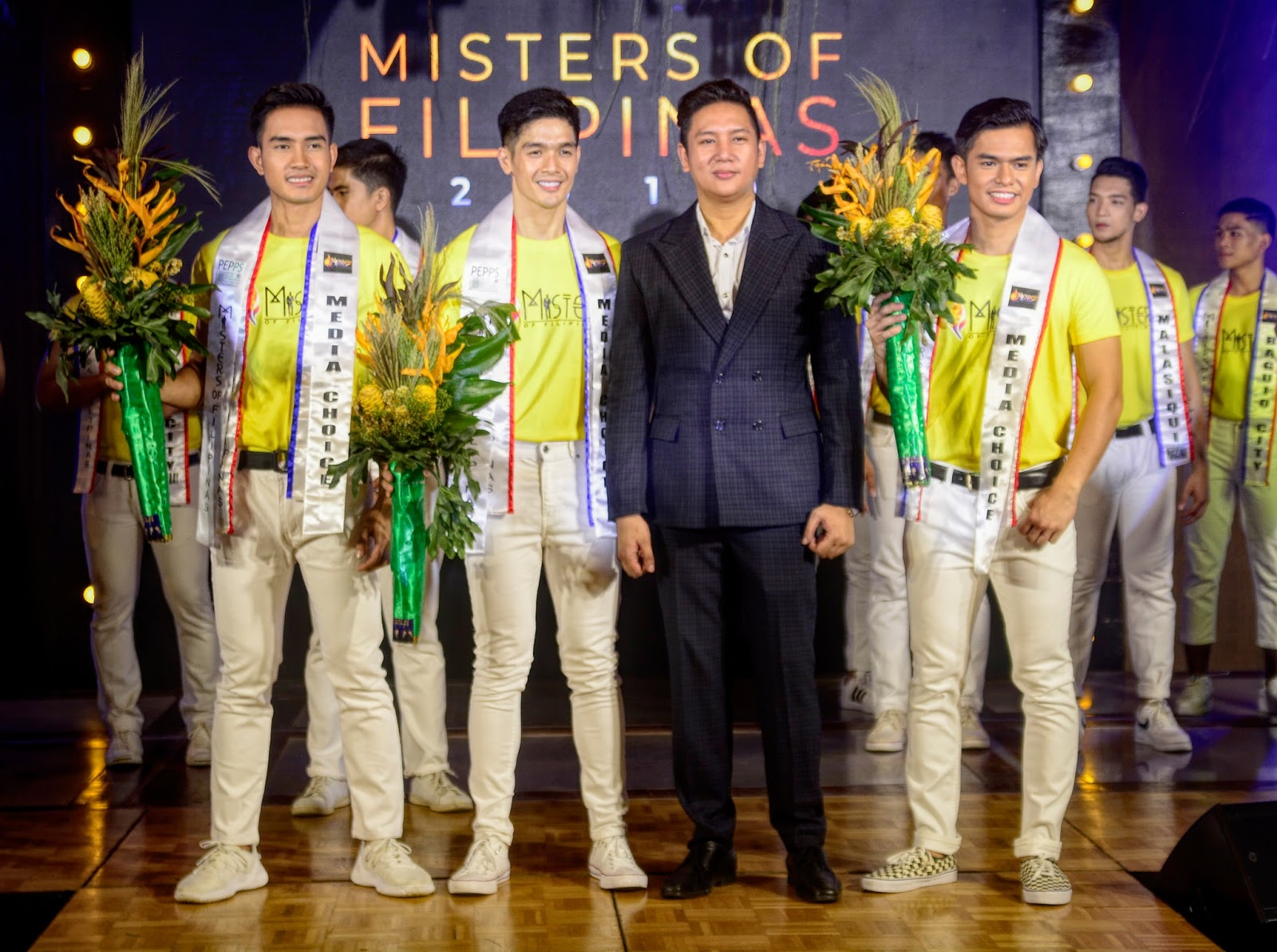 Kilalanin Ang 22 Misters Of Filipinas Finalists