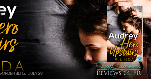 Audrey and the Hero Upstairs Blitz with 5 Star Review