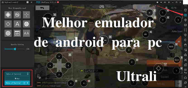 emulador de android