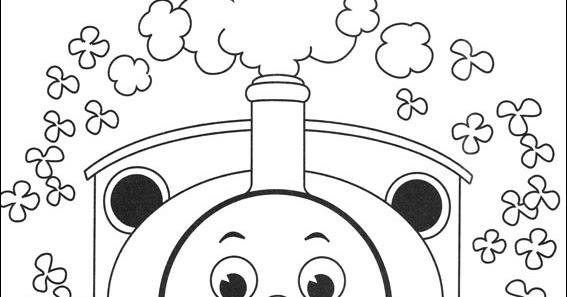 Desenhos Para Colorir: Thomas E Seus Amigos