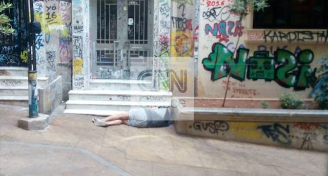 Μαφιόζικη εκτέλεση στα Εξάρχεια